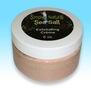 Simplee Natural - Himalayan Exfoliating Creme for Sensitive Skin