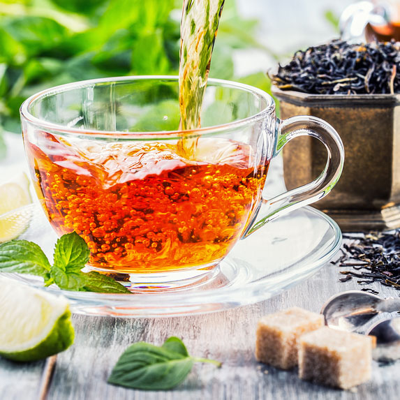 Teas & Coffees